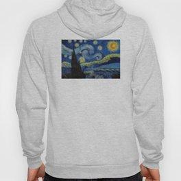 Pixel Starry Night Hoody