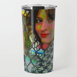 Coney Island Anna Travel Mug