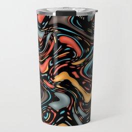 Stirred colors Travel Mug