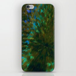 Thought Resistance iPhone Skin