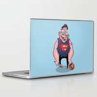 sloth Laptop & iPad Skins featuring Sloth by Artistic Dyslexia