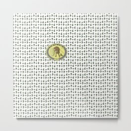 KUKA Metal Print
