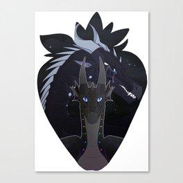 Peacemaker - Darkstalker Canvas Print