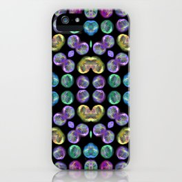 Rainbow Jellies #2 iPhone Case