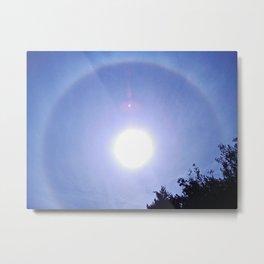 Rainbow Ring 2013-10-08 10.23.18 Metal Print