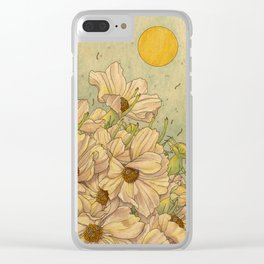 Yearning Clear iPhone Case