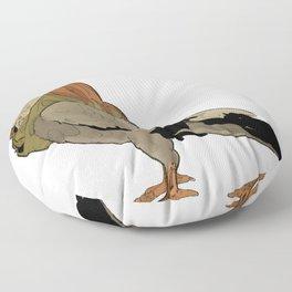 Rhea Bird Floor Pillow
