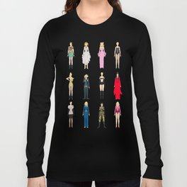 Outfits of Madge Fashion Long Sleeve T-shirt