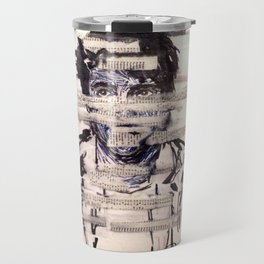 counting sheep Travel Mug