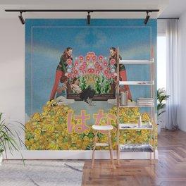 Hana Wall Mural