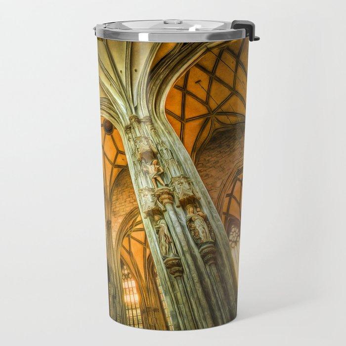 St Stephens Cathedral Vienna Art Travel Mug
