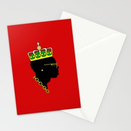 Big Maestro - Red Stationery Cards