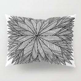 Prickly Star Pillow Sham