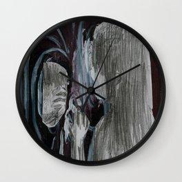 Shadows I Wall Clock