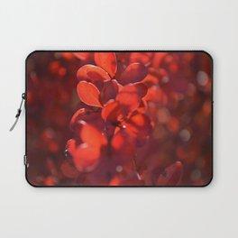 Vermilion Laptop Sleeve