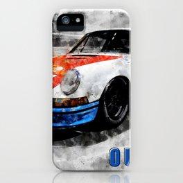 Magnus Walker, Outlaw 277 iPhone Case