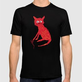 Alfred cat T-shirt