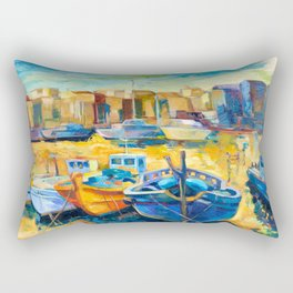Wharf Rectangular Pillow