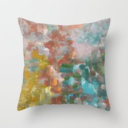eventide. Throw Pillow