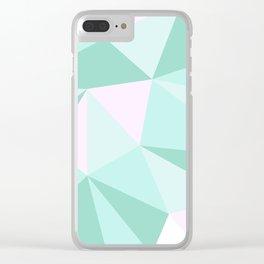 Ice Quartz Clear iPhone Case