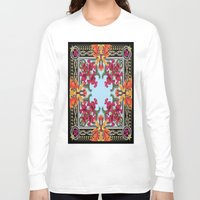 givenchy Long Sleeve T-shirts featuring Givenchy Print by I Love Decor
