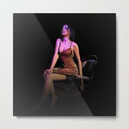 Camila C #4 Metal Print