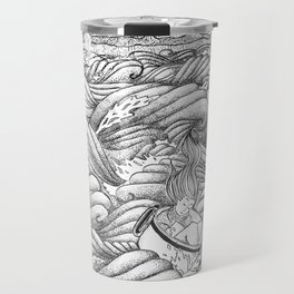 A Teacup in a Storm Travel Mug