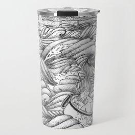 A Teacup in a Storm Travel Mug