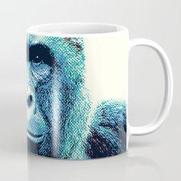 Gorilla -  Colorful Animals Coffee Mug
