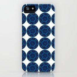 Mandala Ocean iPhone Case