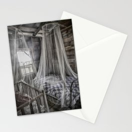 Night Protection Stationery Cards