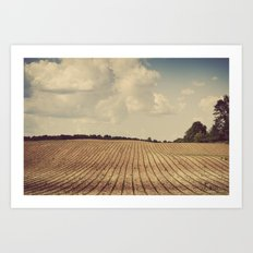 Heartland Art Print