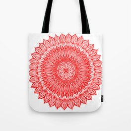 Sinful-Red Tote Bag