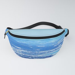 Coastal Villages and Windmills Fanny Pack