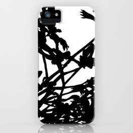 kangaroo paw iPhone Case