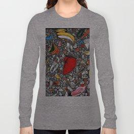 Smell Long Sleeve T-shirt