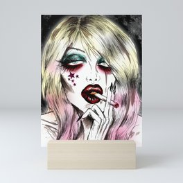 Broken Dreams Mini Art Print