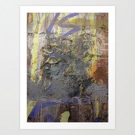 Surfaces.15 Art Print