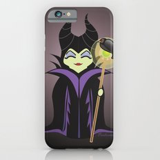 Kokeshi Maleficent  Slim Case iPhone 6