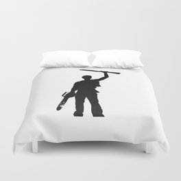 Evil dead This is my boomstick Duvet Cover