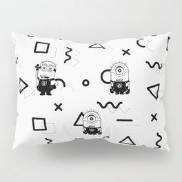Memphis Minion Style Pillow Sham