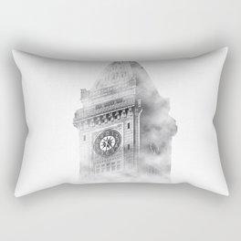 London Travel Rectangular Pillow