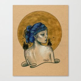 Solstice: 2 Canvas Print
