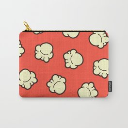 Popcorn Pattern Carry-All Pouch
