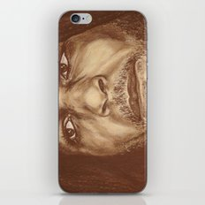 round 4...bernard hopkins iPhone & iPod Skin
