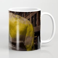 Elephant in New York Mug