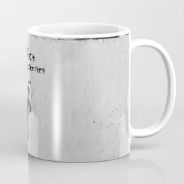 Get the fuck back together Coffee Mug