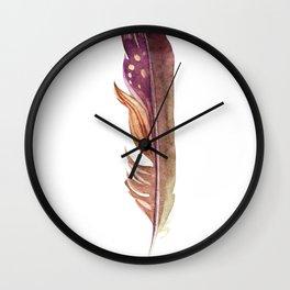 Minimalista Pena 2 Wall Clock
