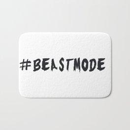 # BEASTMODE - Motivation Bath Mat