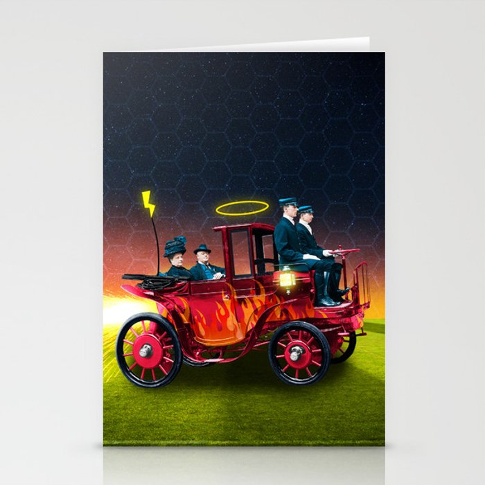 Pimp Thy Ride Stationery Cards